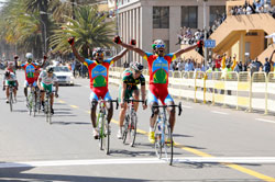 Seventh African Continental Cycling Championship concludes ...