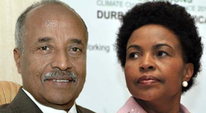 South Africa cements ties with Eritrea